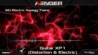 Vengeance Producer Suite - Avenger Expansion Demo: Guitars XP1 (Distortion Electric)