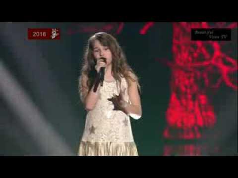 Adele  Hello  The Voice Kids Russia 2016 Maria 2