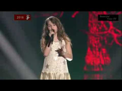 Adele Hello The Voice Kids Russia 2016 Maria 2 - YouTube