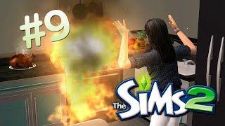 The Sims 2   ПОЖАР! - #9