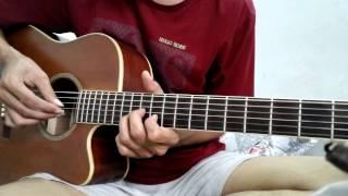 Xin anh đừng - Emily Guitar Cover.