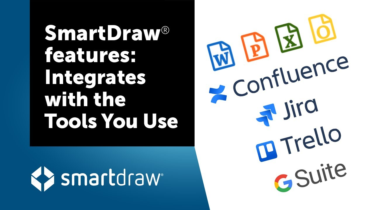 SmartDraw Diagramming - Easy, Powerful, and Ready for Enterprise