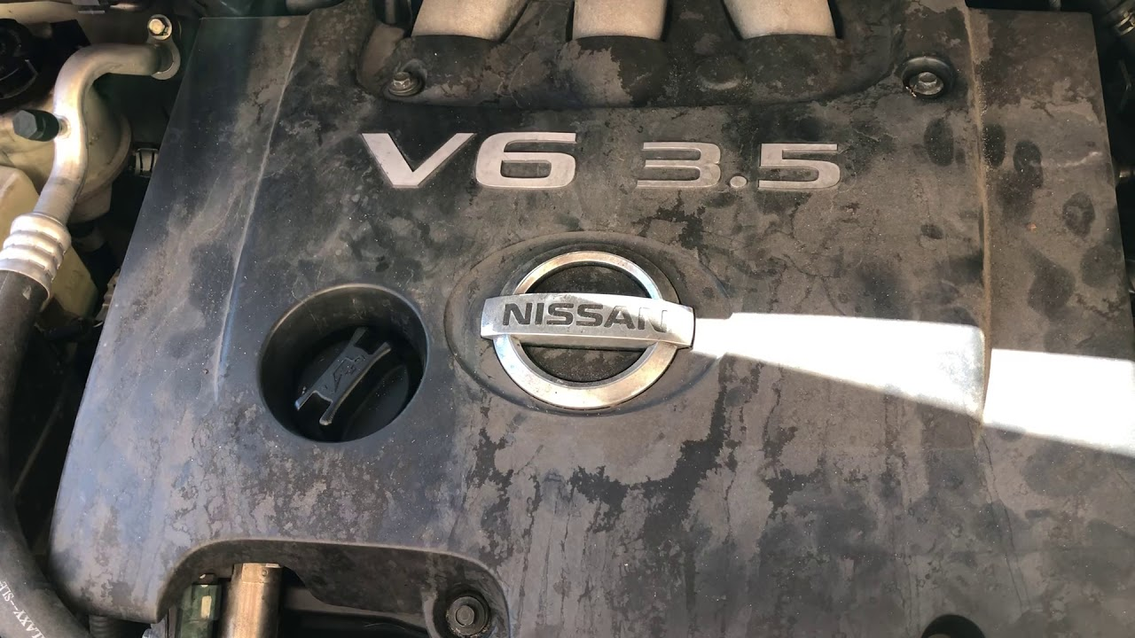 2008 Nissan Quest Engine Speed Sensor Replacement P0726
