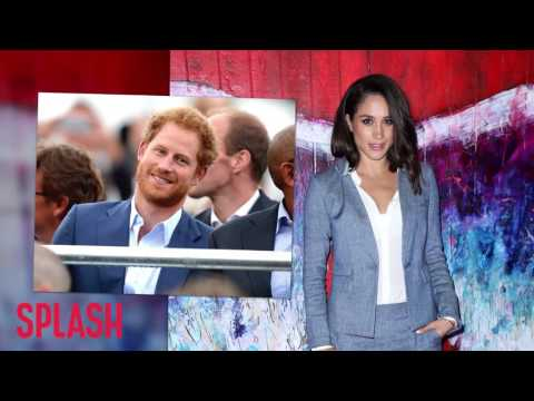 Prince Harry Is Spotted Visiting Meghan Markle in Toronto