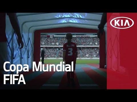 Get into the Game l KiaOMBC l 2018 FIFA World Cup l Kia