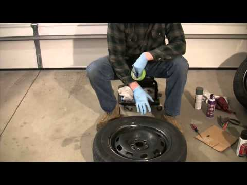 How To Restore a Steel Wheel