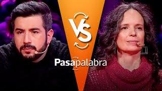 Pasapalabra | Sebastián Villarroel vs María Cristina Espinoza