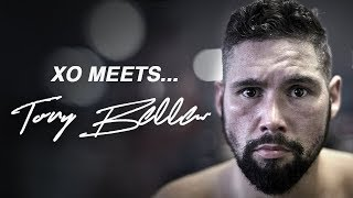 XO MEETS...TONY BELLEW
