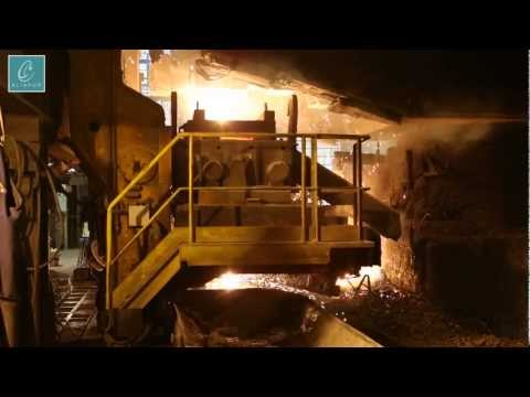 Aliapur - Utilisation des broyats de pneus usagés en aciérie - LME - 2013