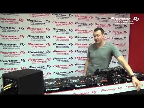 Master-class with DJ Feel (Spb) @ Pioneer DJ Novosibirsk