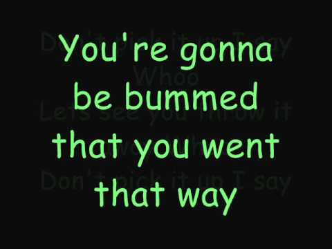 The Offspring - Don't pick it up with Lyrics