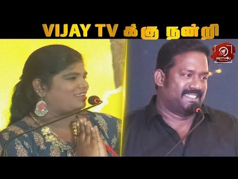 Vijay Tv Robo shankar   Maari2   Nisha   Dhanush   Balajimohan