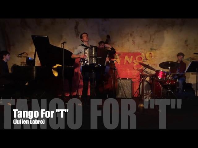 Julien Labro Quartet at NYC Winter Jazz Festival 2017