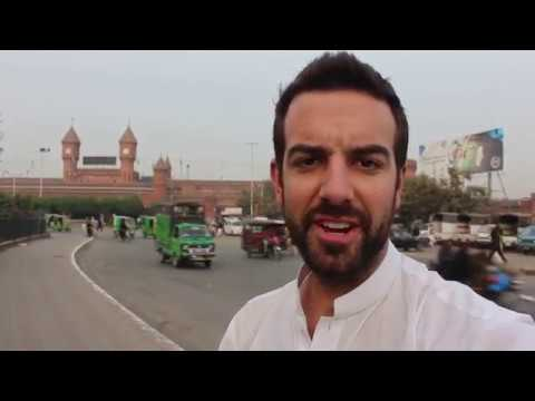 How to travel around Pakistan by train!