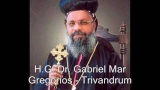 Malankara Orthodox Church Bishops And Dioceses With Song Swagathame.wmv