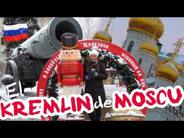 El Kremlin de Moscu