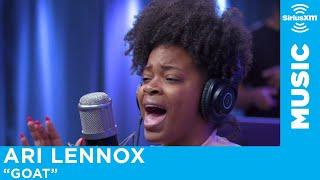 Ari Lennox - GOAT [Live @ SiriusXM]