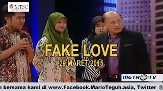Mario Teguh - Fake Love