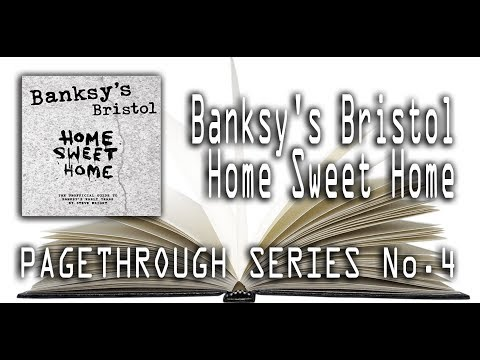 Banksy`s Bristol  - Home sweet home - Pagethrough