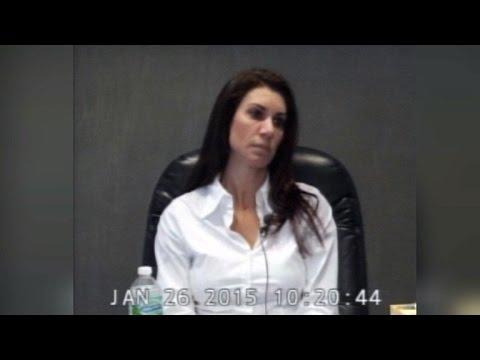 Woman in Hulk Hogan Sex Tape Says Her Husband Videotaped Them