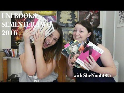 DEM SEMESTER TWO UNI BOOKS with SheNoob087