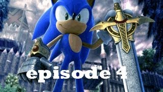 Sonic And The Black Knight Episode 4 Sir Thanks A Lot