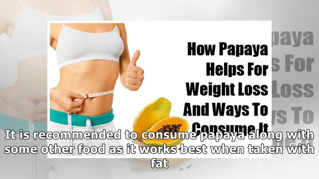 Papaya Diet – How Papaya Aids Weight Loss Papaya Diet – How Papaya Aids Weight Loss new picture