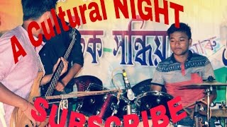 A Culture night song Samjhawaki by moon akash