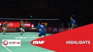 FUZHOU CHINA OPEN 2018 | Badminton MD - F - Highlights | BWF 2018