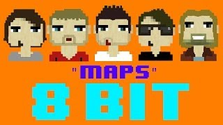 Maps (8 Bit Remix Cover Version) [Tribute to Maroon 5] - 8 Bit Universe Free HD Video