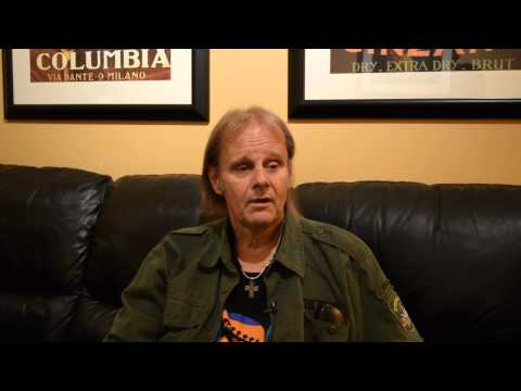 Walter Trout Interview for www.rrb-live.com  2015-08-02 -  RHOS