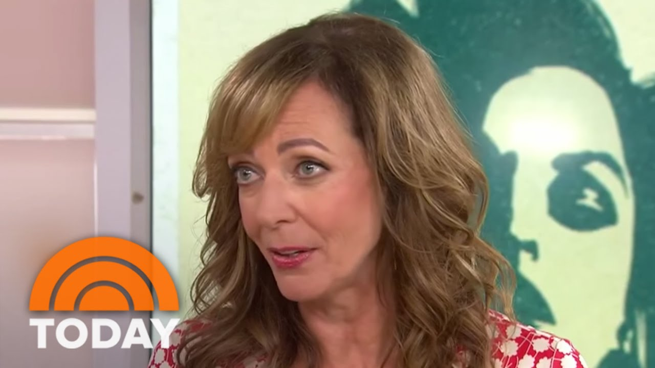 Allison Janney Nudography allison janney gushes over co-star ellen page: she's 'zen' | today