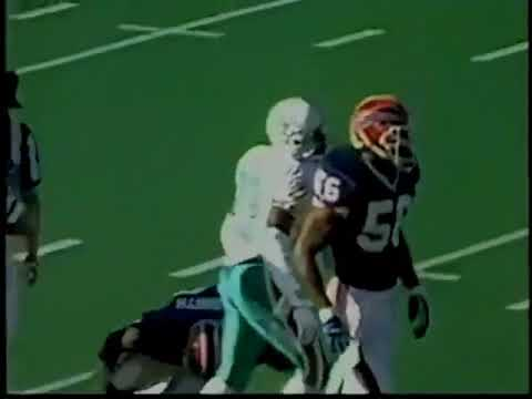 [Highlights] Week 1 1991- The Bills and Dolphins combine for 66 points and 978 yards of offense