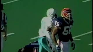 1991 09 01 Miami Dolphins vs Buffalo Bills