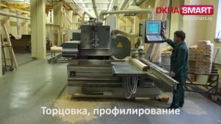 Производство деревянных окон со стеклопакетами в Петербурге