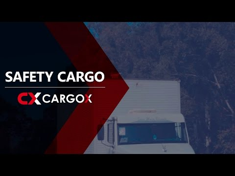 CARGOX - PILOT PROJECT - SAFETY CARGO - DRONE (EN)