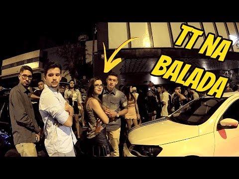 ALASK BR DE AUDI TT NA FRENTE DA BALADA