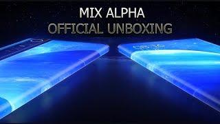 Xiaomi Mi Mix Alpha OFFICIAL tralier