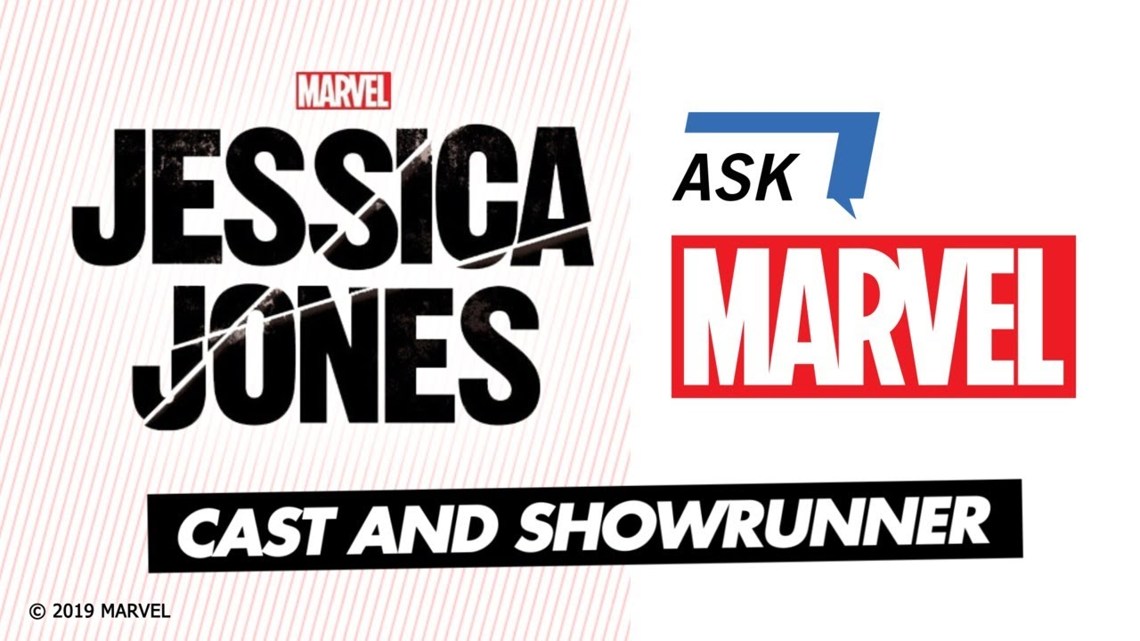Download Marvel's Jessica Jones cast answers YOUR questions! | Ask Marvel