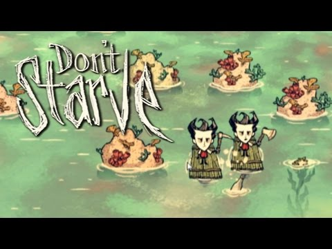 Don't Starve: Shipwrecked Multiplayer - A Local Co-op Christmas Miracle