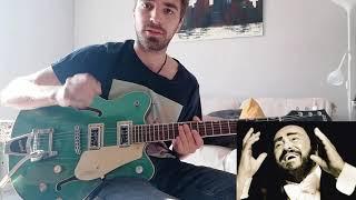 Love comes to everyone - tutorial guitarra (guitar tutorial)