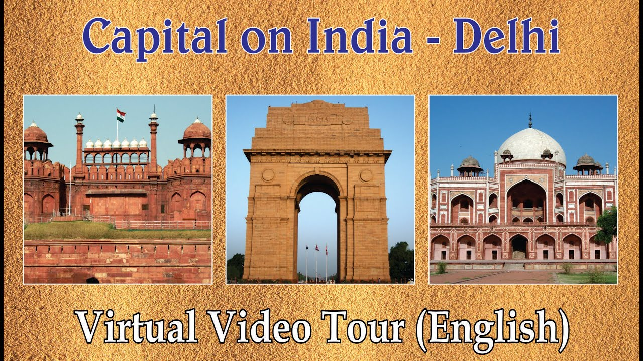 New Delhi - Capital City of India