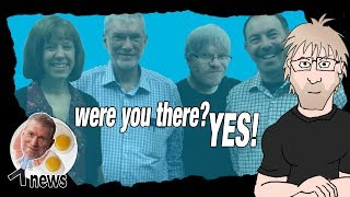 Paulogia Crashes the Answers News Studio - (Ken) Ham & AiG News