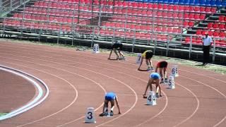 ЧР по легкой атлетике в Саранске. Мужчины. Эстафета 4х100. 13.06.15
