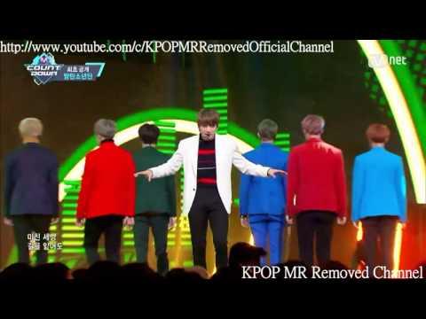 [MR Removed] 161013 BTS (방탄소년단) - Am I Wrong [MR제거] [Comeback Stage M COUNTDOWN]