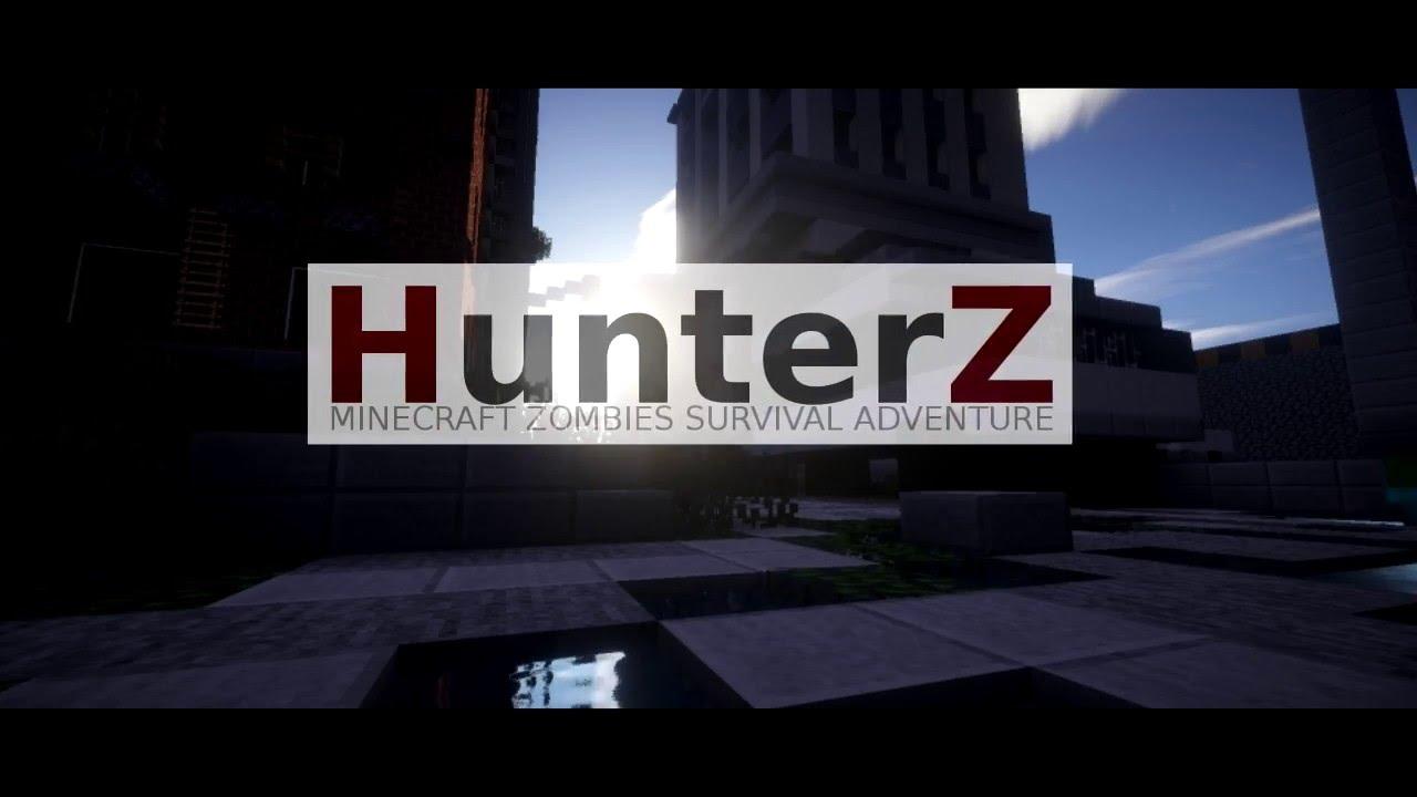 hunterz minecraft