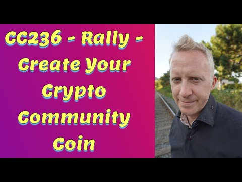 CC236 - Rally - Create Your Crypto Community Coin