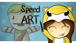 speed art mydoeza