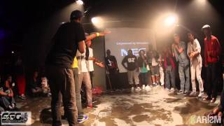 SECTION SHOW TIME FREESTYLE CREW: Battle finale Criminalz VS Girl Power - 2eme Partie By Karism.mp4