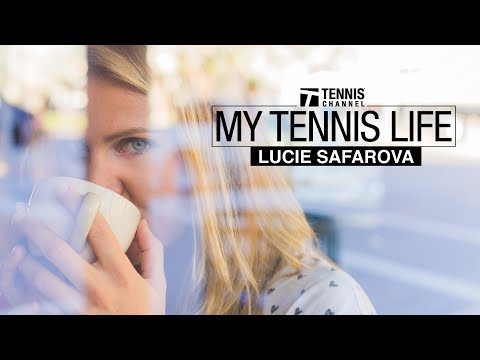 "My Tennis Life: Lucie Safarova Ep 7 ""Get Well Soon!"""